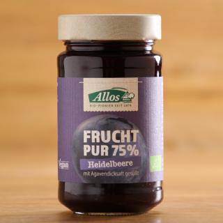 Frucht Pur Heidelbeere 250 g