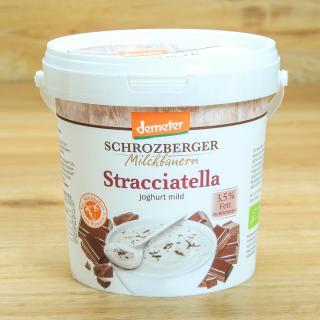 Joghurt Stracciatella 1 kg 3,5 %