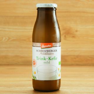 Kefir 1,5 % Flasche 0,5 l