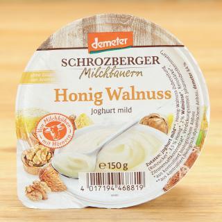 Joghurt Honig-Walnuss 150 g