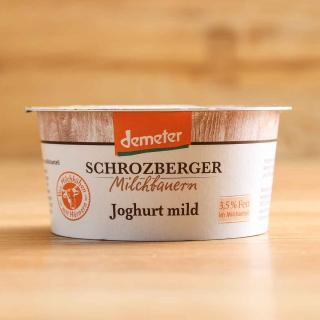 Joghurt Holunderblüte Lemon 150 g