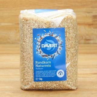 Reis, rund Vollkorn 1 kg