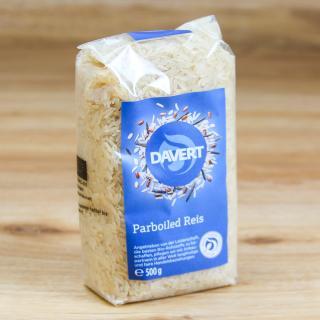 Parboiled Reis, weiß 500 g