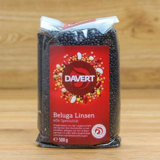 Beluga Linsen schwarz 500 g