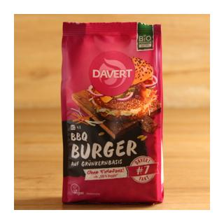 BBQ Burger Mischung