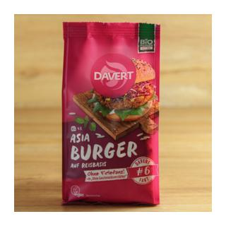 Asia Burger Mischung