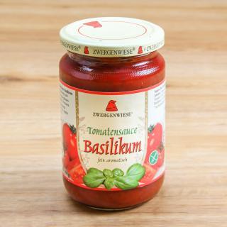Tomatensauce ZW Basilikum 350 g