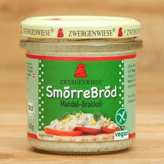 SmörreBröd Mandel-Brokkoli  ZW 140 g