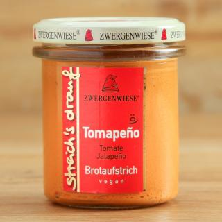 Streich''s drauf Tomapeño