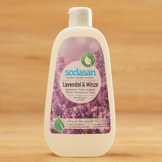 Spülmittel Lavendel & Minze