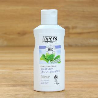Klärendes Gesichtswasser 125 ml Lavera