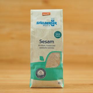 Sesam ungeschält - papierverpackt