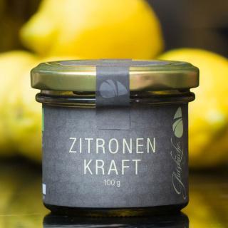 Zitronen Kraft