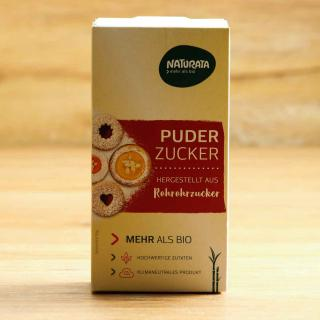 Puderzucker aus Rohrohrzucker 200 g