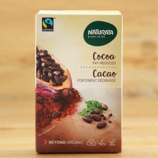 Kakaopulver, stark entölt