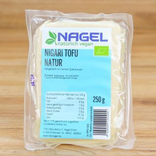 Tofu natur Nagel 250 g