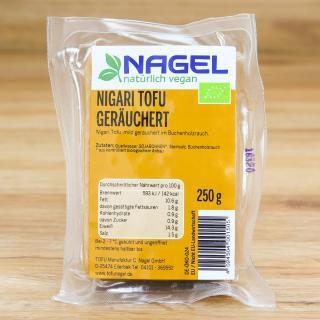 Tofu geräuchert  250 g