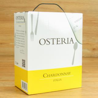 Chardonnay weiß trocken Bag in Box 3 l