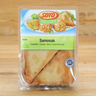 Samosas - indische Gemüse-Ecken 250g