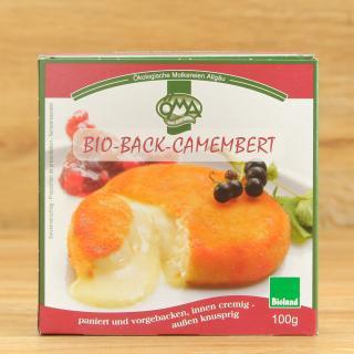 Backcamembert 45 % 100 g