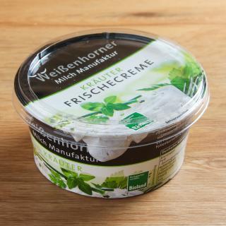 Weißenhorner Kräutercreme  150 g