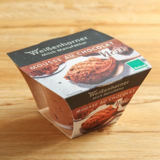 Mousse au chocolat noir 80 g