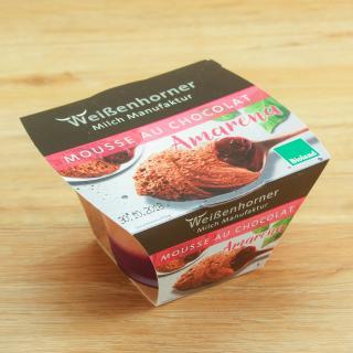 Mousse au chocolat Amarena 80 g
