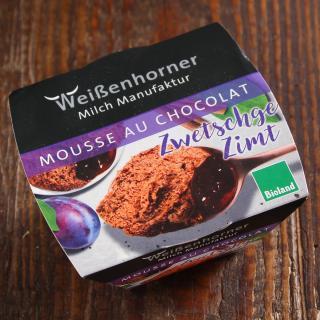 Mousse au Chocolat Zwetschge-Zimt 80g
