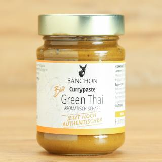 Currypaste Green Thai 190 g