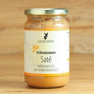 Saté Erdnusssauce