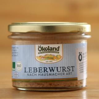 Leberwurst im Glas 160 g