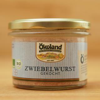 Zwiebelwurst gekocht Gourmet