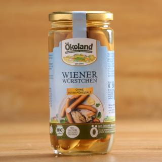 Wiener Würstchen im Glas 180 g