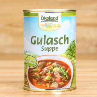 Gulaschsuppe Ökoland 400 ml