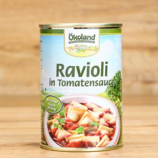 Ravioli in Tomatensauce 400 ml