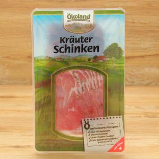 Kräuterschinken geschnitten 80 g
