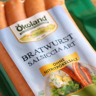 Bratwurst Salsiccia Art (4 Stk.) 200 g