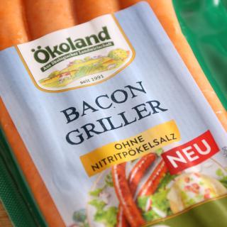 Bacon-Griller (4 Stk.) 200 g