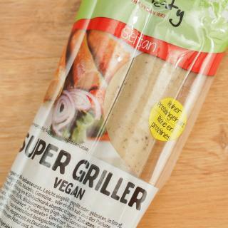 SUPER GRILLER vegan
