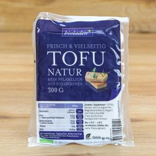 Tofu natur bioladen 300 g