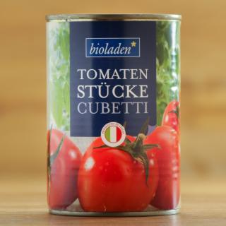 Cubetti  Tomatenstücke  400 g