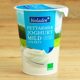 Joghurt natur bl 1,5% 500 g