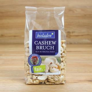 Cashewkerne Bruch fairtrade 200 g