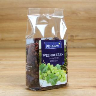 Weinbeeren bioladen 250 g