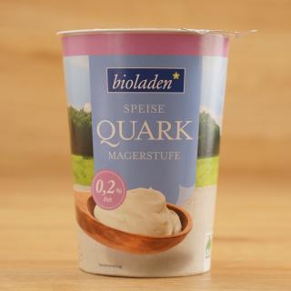 Quark Magerstufe 0,2% 500 g