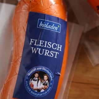 Fleischwurst ohne Knoblauch 150 g