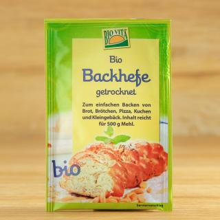 Backhefe trocken  9 g