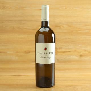 Chardonnay Sander weiß trocken 0,75 L