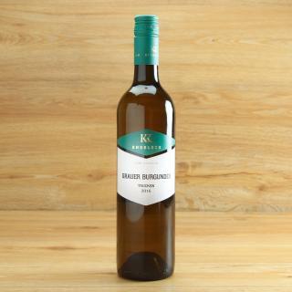 Grauer Burgunder weiß tr. 0,75l Knobloch