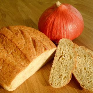 Brot des Monats September Kürbisbrot